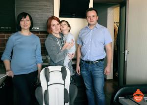 Отчет о собранных вещах для Егора Литвинова