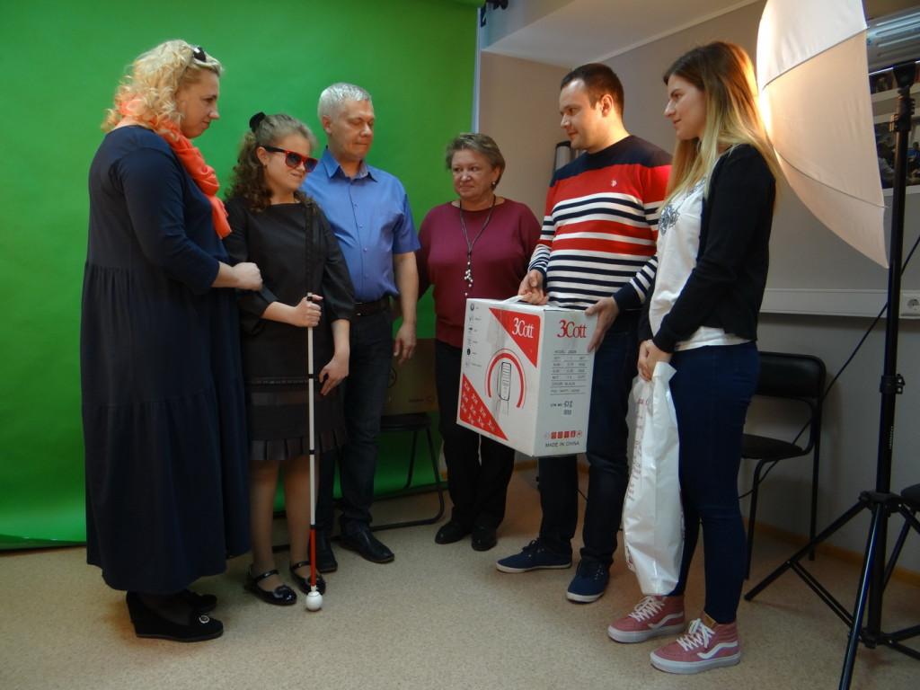 Мы помогли Ульяне Хнычкиной