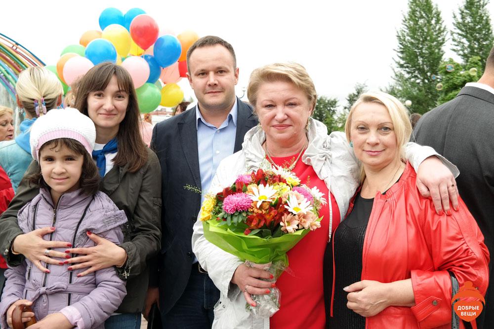 Центру комплексной реабилитации инвалидов «Бутово» — 11 лет!