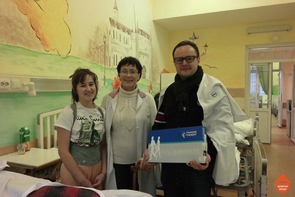 Мы помогли Евгении Гурьяновой!