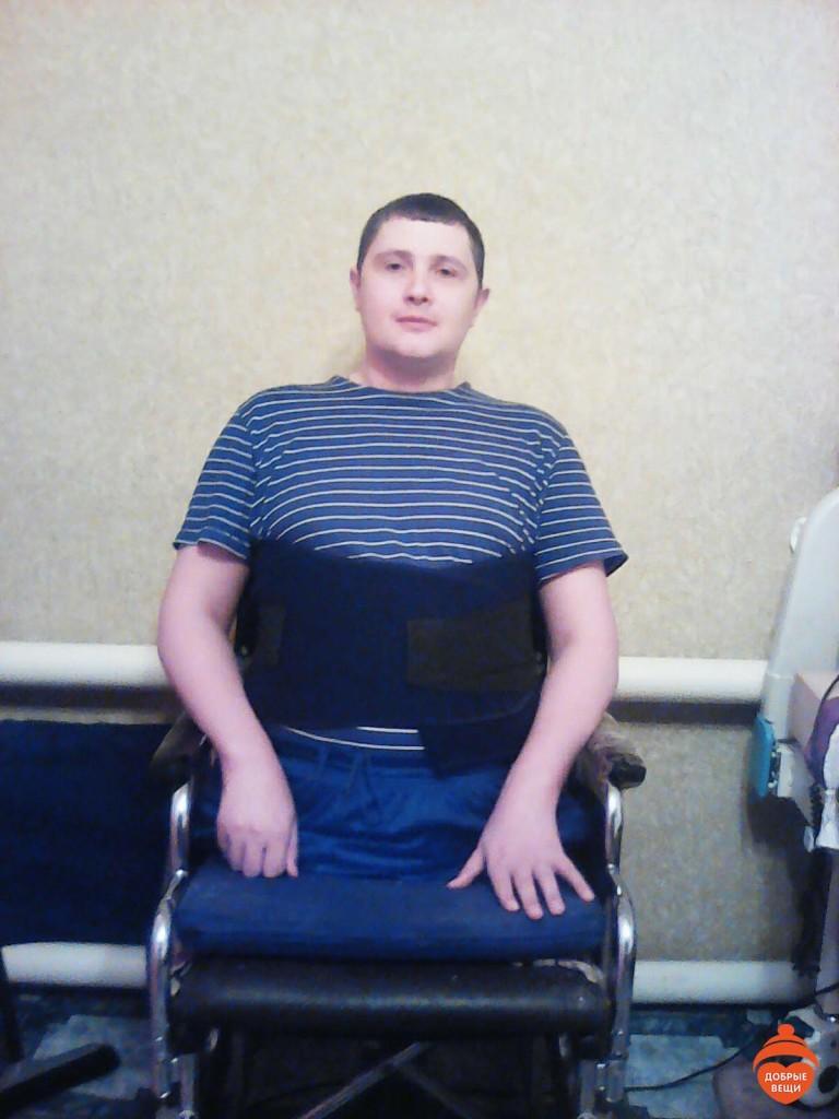 Мы помогаем Александру Клочкову!