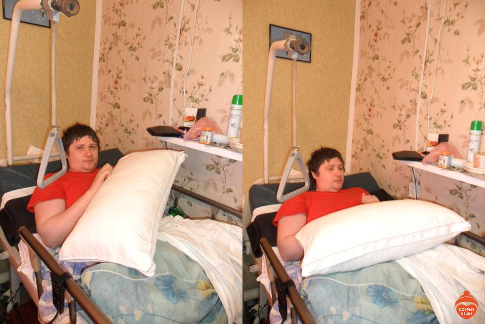 Мы помогли Александру Клочкову!