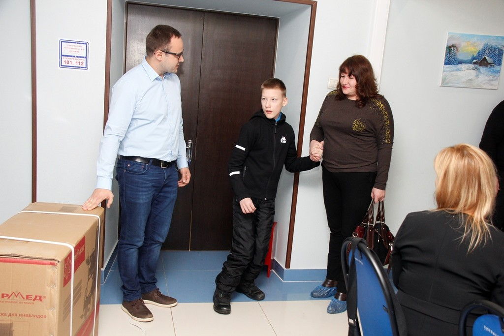 Мы помогли Даниилу Слеменеву и Саше Лебину