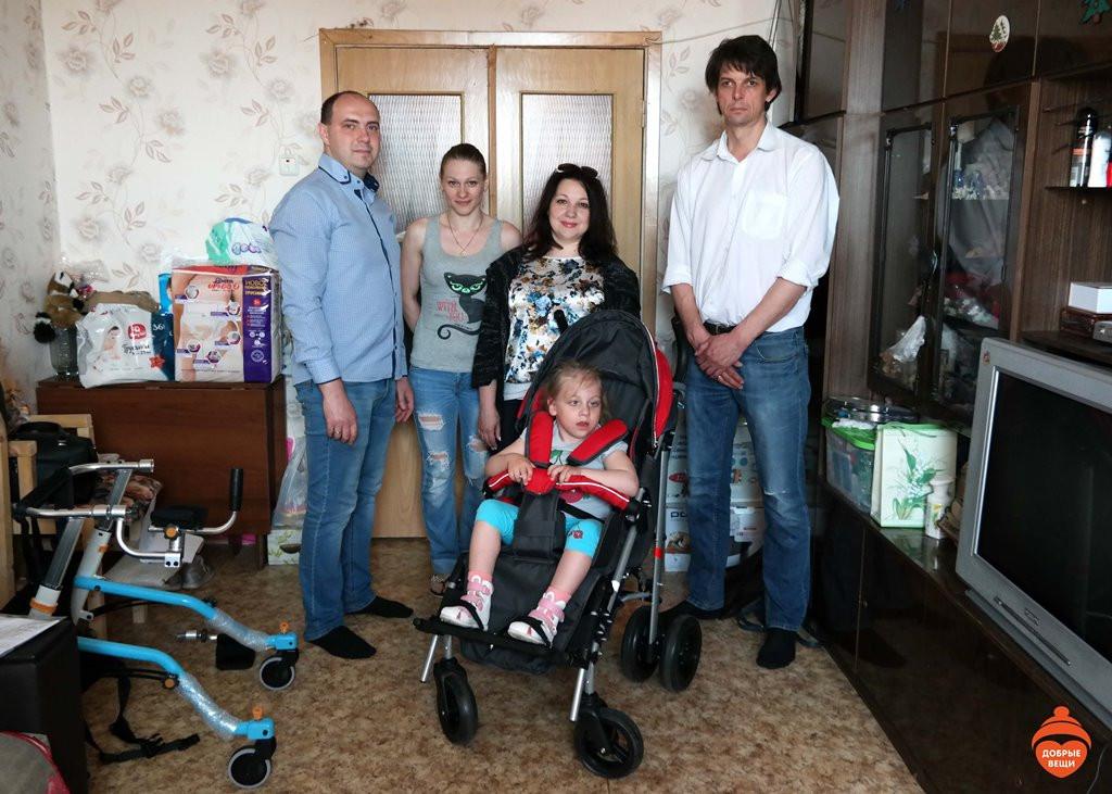 Мы помогли Зарецкой Анне