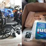 Взаимная помощь: БФ «Старость в радость», МБОО «Справедливая  помощь Доктора Лизы», БФ «Мальтийская служба помощи Аугсбург и Берлин», ОМС  «Матрешка» и БО «Дарим Радость»