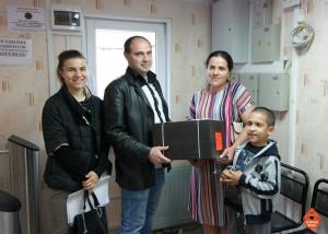 «Добрые Вещи» и Анна Чурина помогают МБОО «Хантер-Синдром»