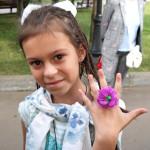 Фотоотчет:  мастер-класс «Добрых  Вещей» в Парке Горького