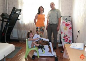 Мы помогли Алисе Башкаровой