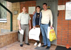 Мы помогли Мише Белоусову