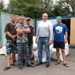 Мы помогли БФ «Старость в радость», БФ «Подари Жизнь» и приюту бездомных животных «Печатники»