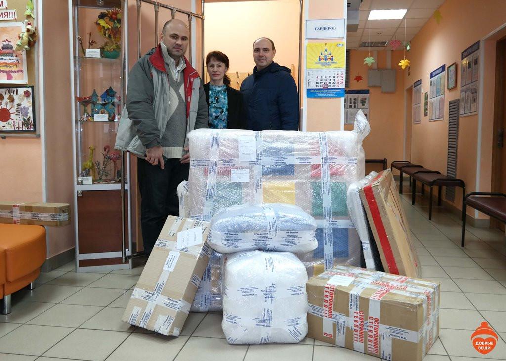 Мы помогли ОСРДиПИ «Тимирязевский»