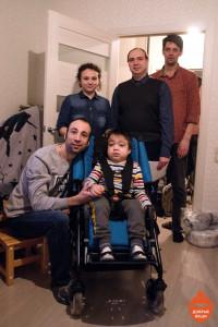 Мы помогли Эмиру Дадырову