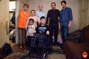Мы помогли Равилю Казимову