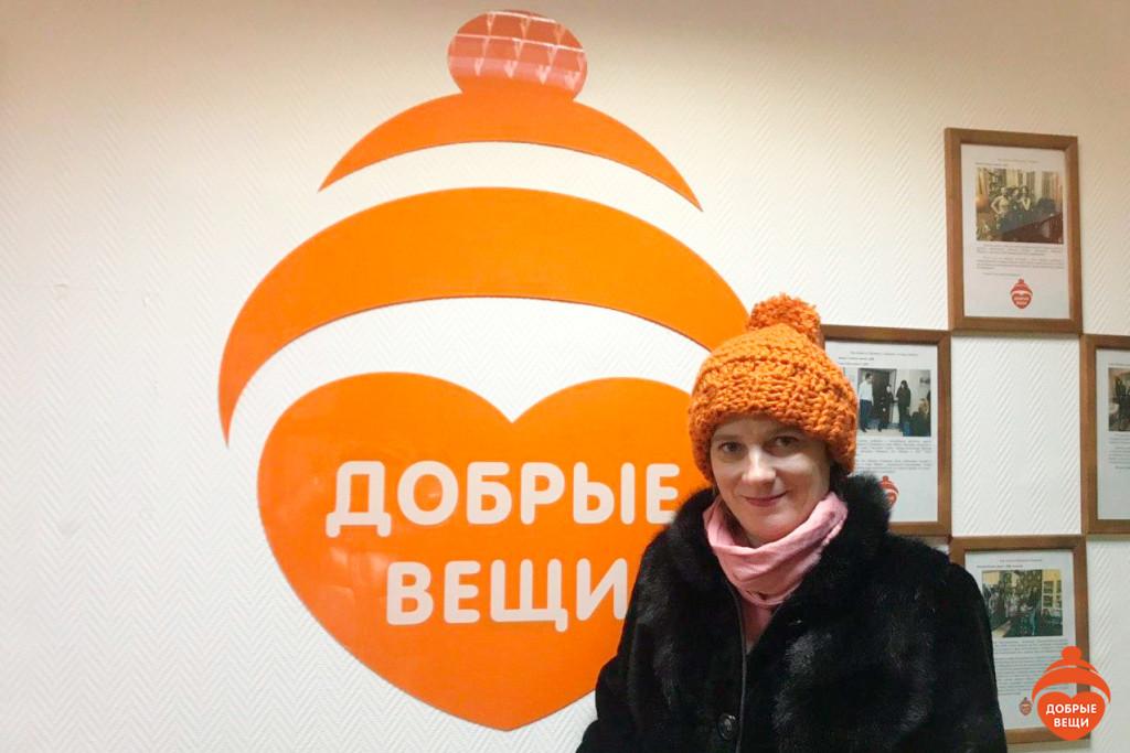 Мы вручили шапочку и кружку победителям конкурса в январе