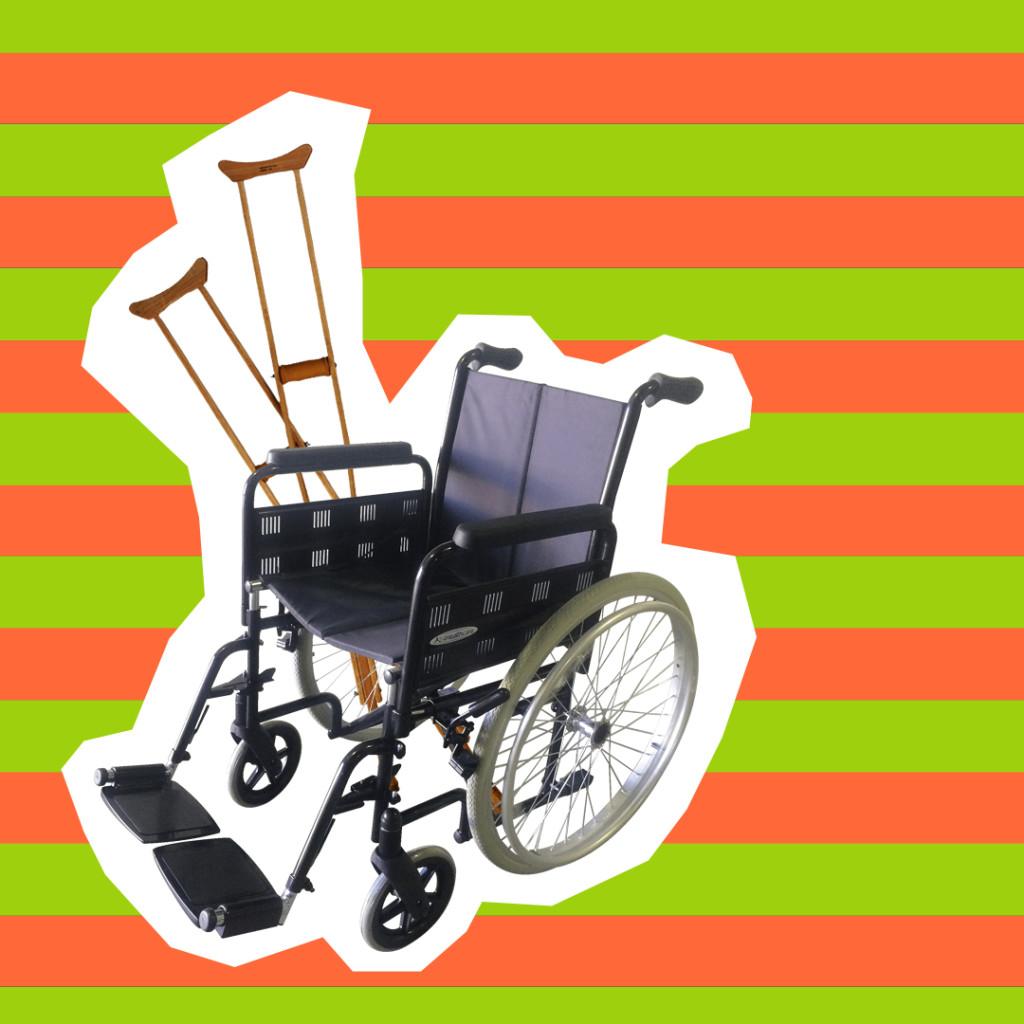 Выдача бесплатных средств реабилитации